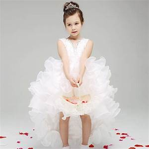 aliexpresscom buy white baby girl wedding dress With wedding dress for kid girl