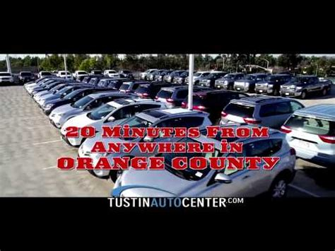 tustin auto center june  car clearance sale youtube