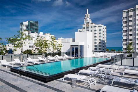 Modern Hotel Furniture Part 3 Gale Hotel, Miami