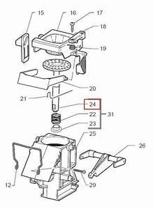 Piston Complet Du Groupe Caf U00e9 Pour Robot Caf U00e9 Talea De