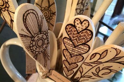 wood burning projects  beginners