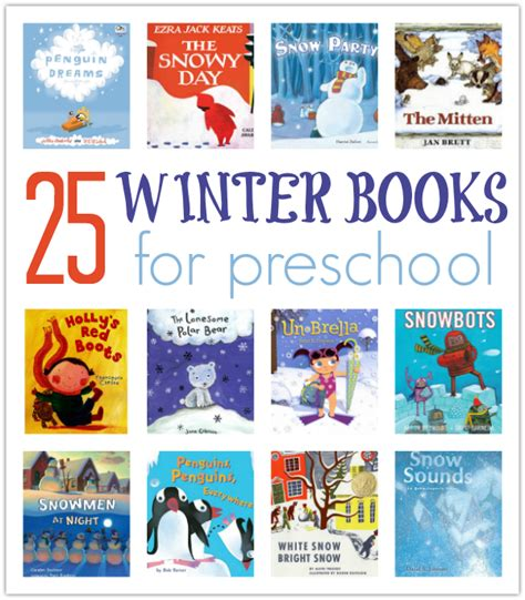 25 winter books for preschool no time for flash cards 438 | winter books for preschool no time for flash cards blog