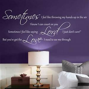 Large Vinyl Sti... Large Vinyl Wall Quotes