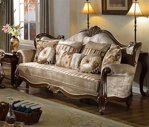 French, Provincial, Living, Room, Set, Furniture
