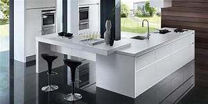 Küchen Modern Weiß : moderne k chen musterhaus k chen fachgesch ft ~ Markanthonyermac.com Haus und Dekorationen