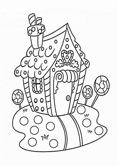 Coloring Christmas Pages Printable Sweet Sheets Map