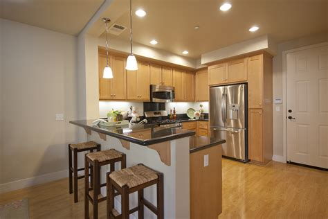 kitchen bar  trinity ln palo alto  real estate