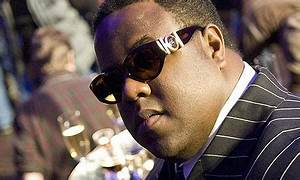 Big up black role models like Obama, not Notorious BIG ...
