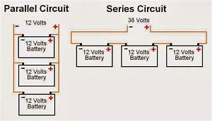 Electrical Engineering World  Battery Connections