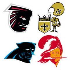 Funny NFL Football Teams Logos