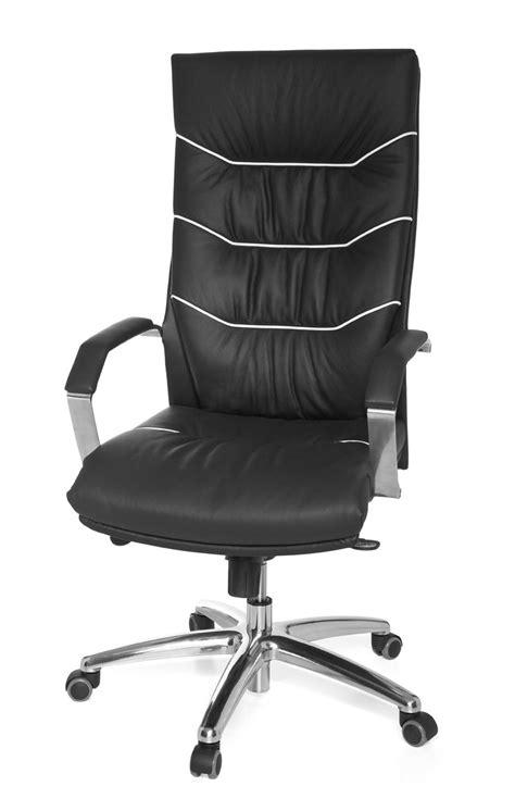chaise de bureau office depot amstyle exécutif chaise de bureau ferrol cuir noir à