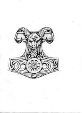 Mjollnir by sikerone - DeviantArt: More Artists Like Thor's Hammer by mmbretweir   Thor hammer