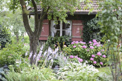 Cottagegarten Anlegen Perfekte Unvollkommenheit Schaffen