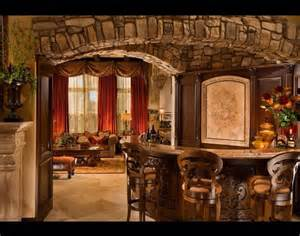 Old World Tuscan Style Decorating
