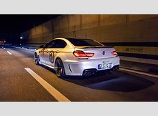 Prior Design's BMW M6 Gran Coupe Gets Radical Interior