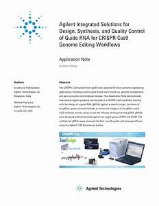 Pdf  Agilent Integrated Solutions For Design  Synthesis