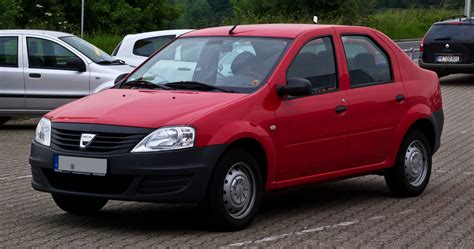 old renault file dacia logan 1 4 mpi facelift frontansicht 19