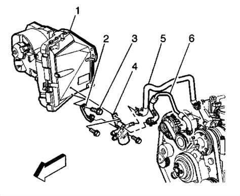 1997 Suburban Cooling System Diagram by Part Number For 99 C1500 Suburban Heater Y Connector