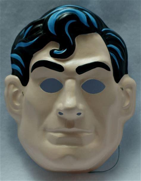 Vintage DC Comics Superman Clark Kent Halloween Mask Y124
