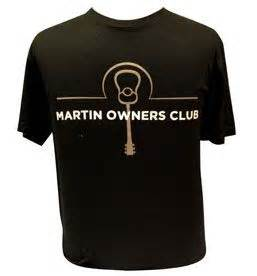 Martin Owners by Martin Owners Club Martin Gear Shirts Mens Tops