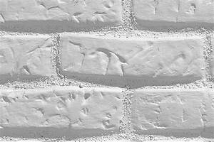 Brique De Parement Blanche : parement imitation briques r fractaires blanches ~ Dailycaller-alerts.com Idées de Décoration