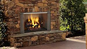 Villawood Wood Burning Fireplace