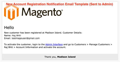 It Notification Email Template by Store Restriction Pro V1 0 0 Disable Registration