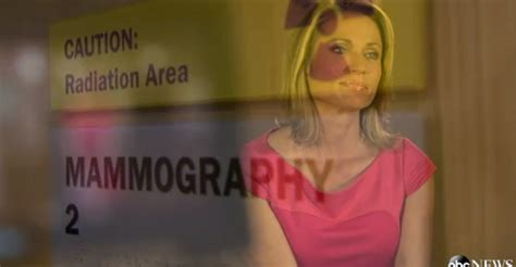 ABC Anchor Diagnosed with Breast Cancer After On Air