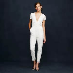 combinaison femme mariage 15 non traditional wedding dresses inspired by solange styleblazer