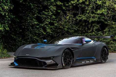 aston martin goodwood 2015 black aston martin vulcan gtspirit