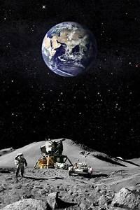 Moon Landing On Pinterest Neil Armstrong Space Shuttle