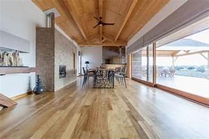 Maison Préfabriquée En Bois : maison ic bois chalet bois anna maison bois greenlife ~ Premium-room.com Idées de Décoration