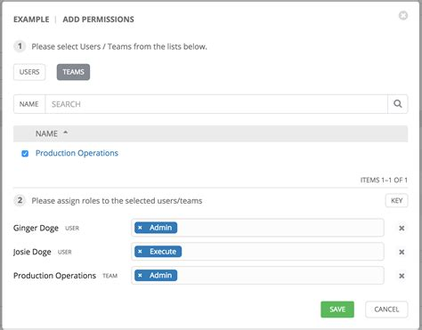 12 Job Templates — Ansible Tower User Guide V30
