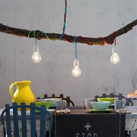 Design Leuchten Werten Die Wohnungseinrichtung Auf by Die Besten 25 Textilkabel Le Ideen Auf