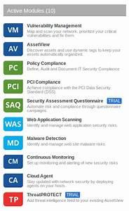 qualys vulnerability management gui and api alexander v With qualysguard vulnerability management documentation