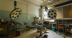 explorers find perfectly preserved hospital on abandoned