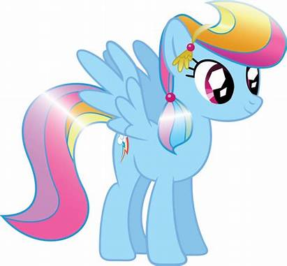 Crystal Pony Ponies Friendship Mlp Fluttershy Dash