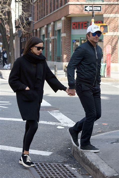 Bradley Cooper and Irina