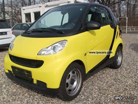 2007 Smart Smart Fortwo Pure Coupe, Excellent Condition
