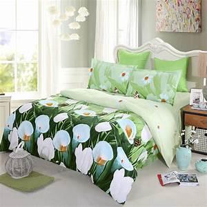 Housse De Couette 3d : 4pcs 3d printed bedding set bedclothes housse de couette ~ Dailycaller-alerts.com Idées de Décoration