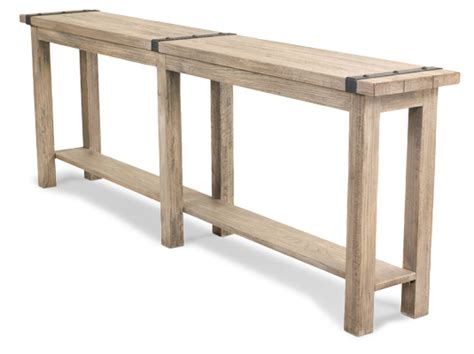 sofa table 36 inches high pallet kitchen island console table narrow console table