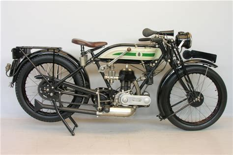 Triumph 1927 Model N 500 Cc 1 Cyl Sv
