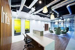 A, Look, Inside, Infosys, U2019, Modern, Dublin, Office