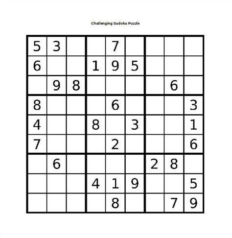 word sudoku templates    premium