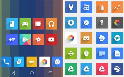 android icon packs icon pack android скачать софт