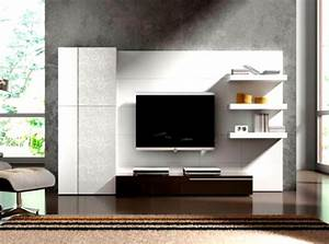 modern tv wall units for living room canada With modern living room tv wall