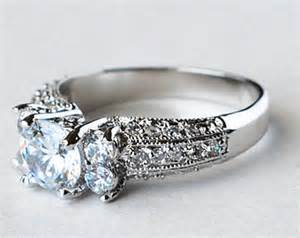 zirconia engagement rings wedding rings with engraved unique wedding rings cubic zirconia
