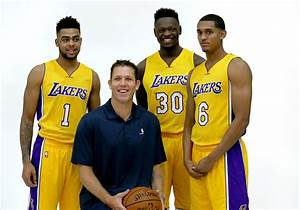 A Look At Lakersu002639 2019 17 Roster La Times