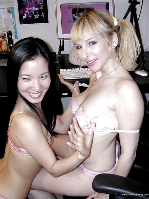 Lusty Thai Chick Has A Passionate Lesbian Sex With Her