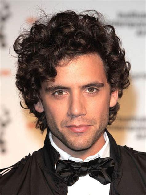 curly hair styles men mens hairstyles 2018